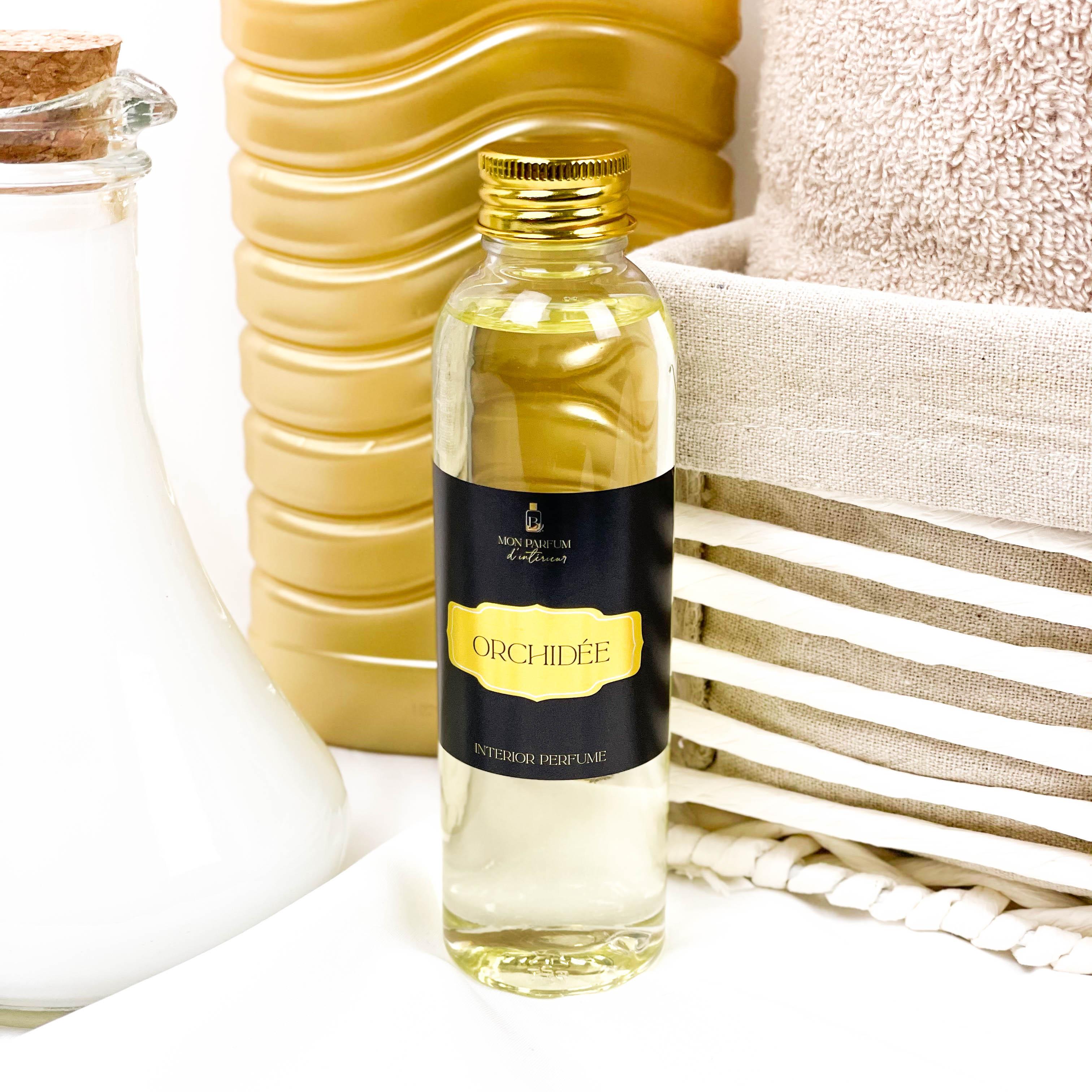 recharge diffuseur maison linge frais odeur de lessive linge frais parfum d'intérieur