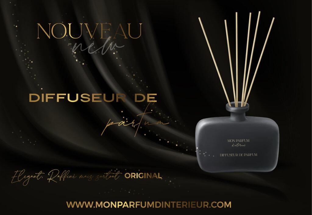 nouveau diffuseur de parfum
