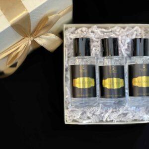 coffret cadeaux parfum d'intérieur linge frais